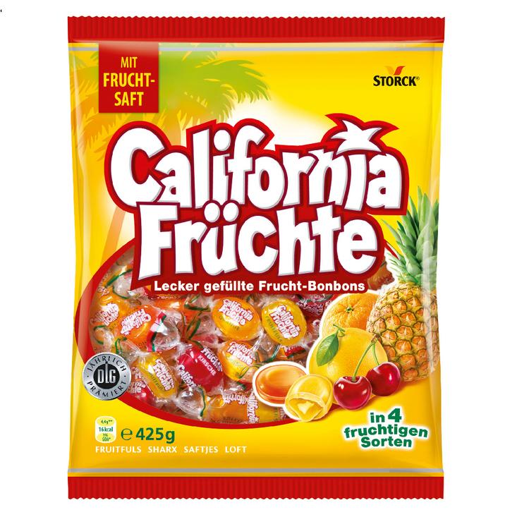 Storck California. Fruits Candy 425g