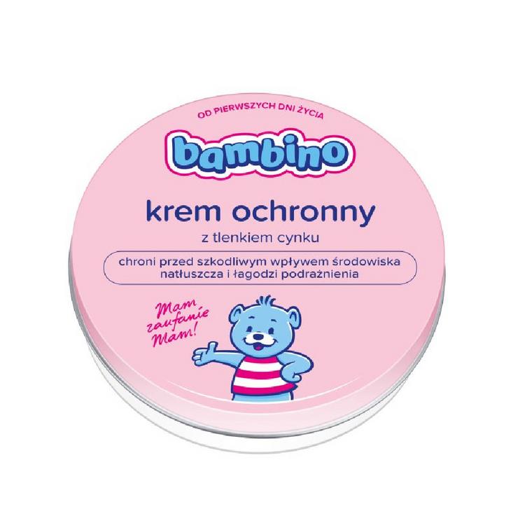 Bambino Baby Protective Cream. With Zinc Oxide 150ml