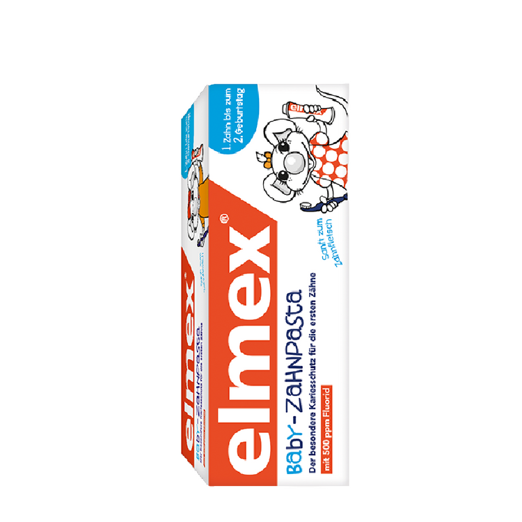 Elmex Baby Toothpast  20ml 0-2years