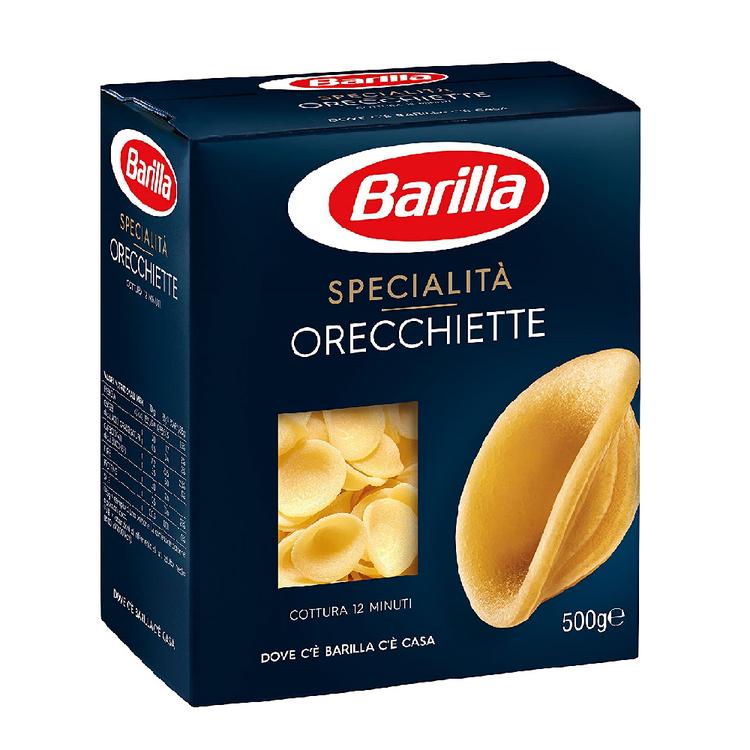 Barilla Collezione Orecchiette Pasta 500g Italian Pasta