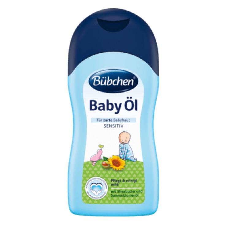 Bubchen Baby Oil 200ml