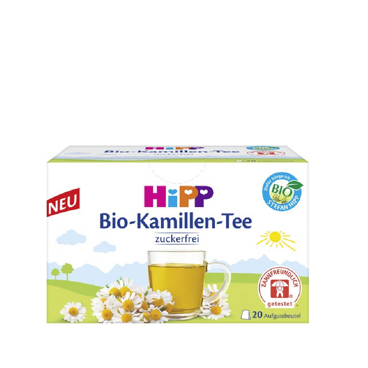 Hipp Bio Chamomile Tea 20x1.5g, 30g