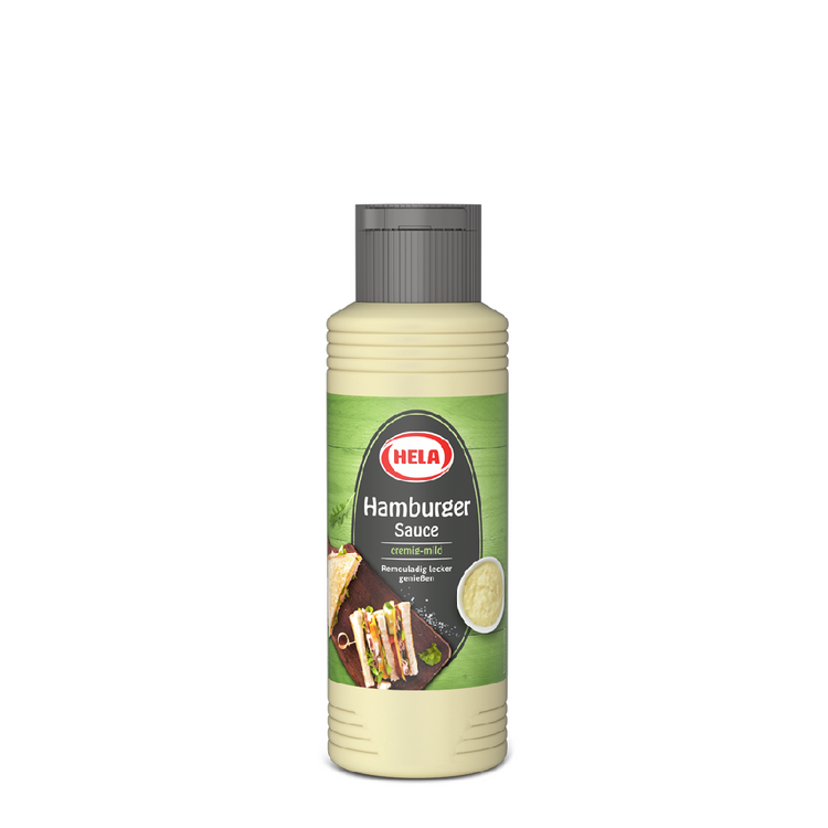 Hela Hamburger Sauce 300ml