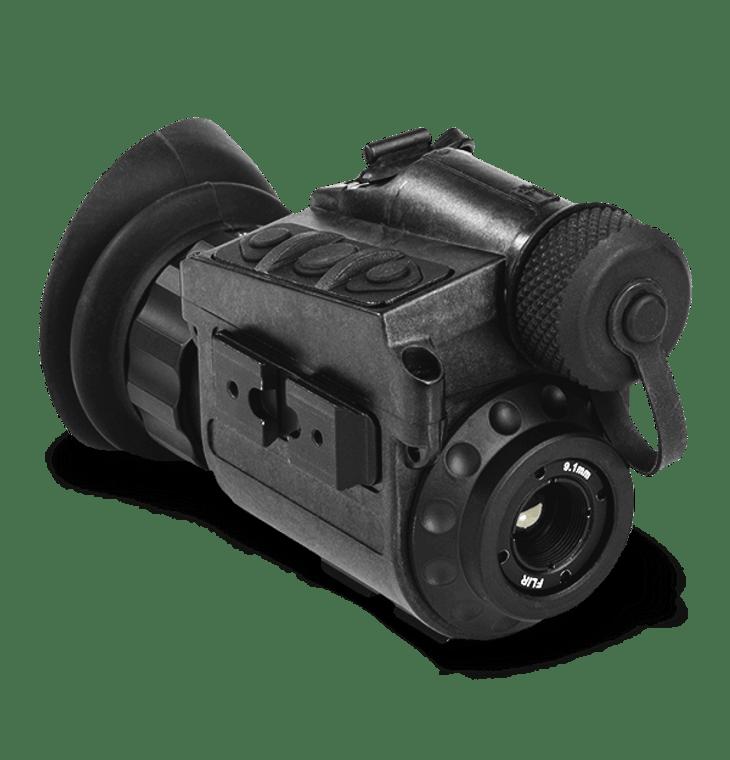 FLIR Breach PTQ136 Multi-Purpose Thermal Imaging Monocular, FLIR Boson 320x256 (12µm) 60Hz Core