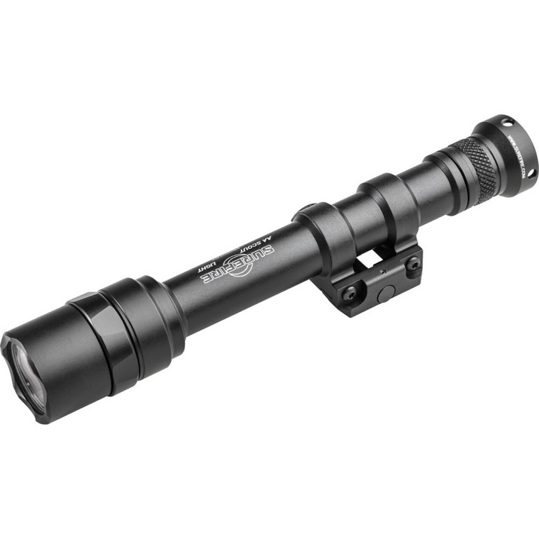 Surefire M600AA Scout Light Weaponlight AA Battery-Powered Scout Light w/ST07 Remote Switch Assembly & M75 Mount