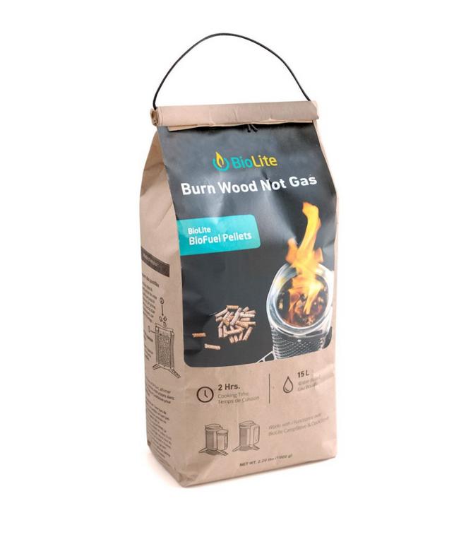 BioLite CampStove BioFuel Pellets (1kg bag)