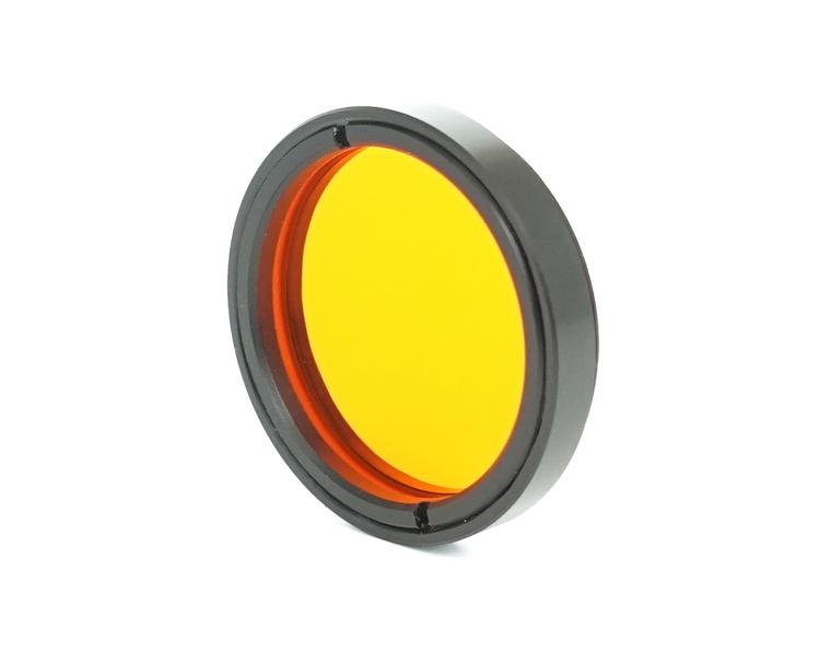 ACTinBlack Amber Filter