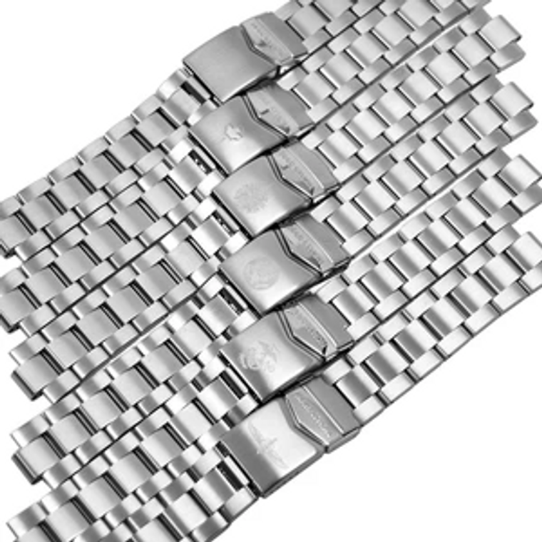 Marathon Stainless Steel Watch Band - 18mm