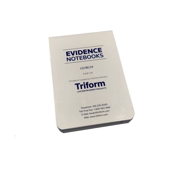 Triform Evidence Notebook