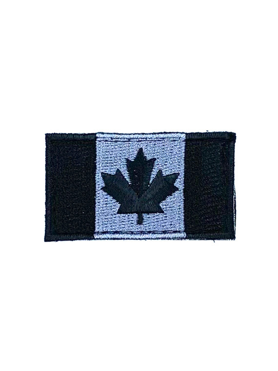 DST Large Canadian Flag Patch