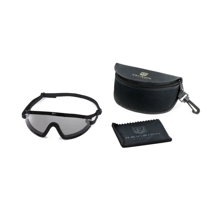 Revision EXOshield Full Strap Extreme Low Profile Eyewear System
