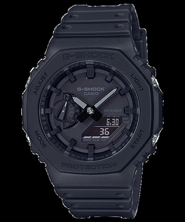 Casio G-Shock GA-2100-1A1 Analog-Digital Watch