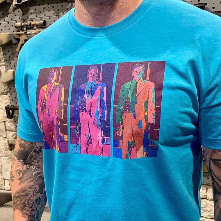 RailScales Valkaline Trio Tee Shirt