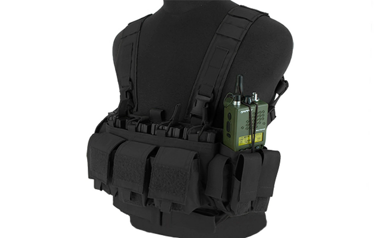 Velocity Systems Mayflower LE/Active Shooter Chest Rig