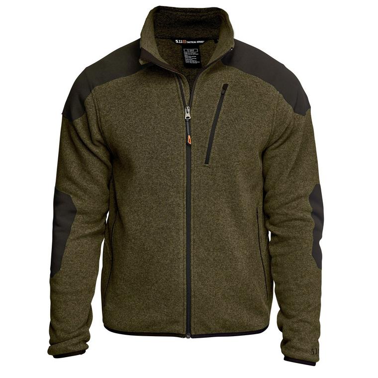 5.11 Tactical Full Zip Casual Covert Sweater