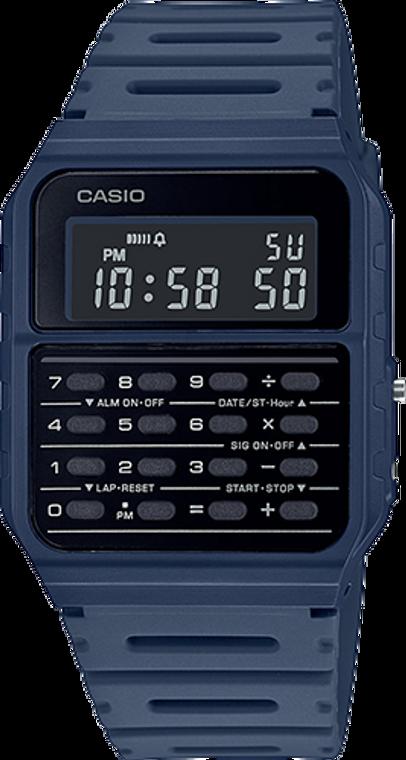 Casio CA53WF-2BCF Data Bank Calculator Digital Watch