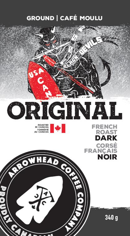 Arrowhead Coffee Company French Roast Dark Coffee - Original | 340g