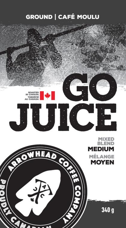Arrowhead Coffee Company Expresso Blend Coffee - Go Juice   340g