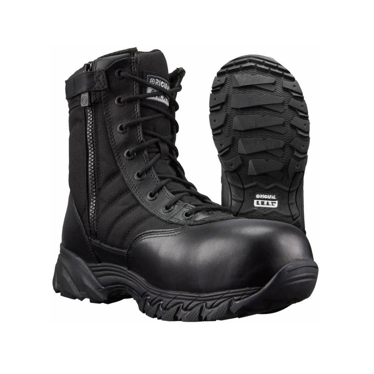 "Original S.W.A.T. Classic 9"" WP SZ Safety Boots"