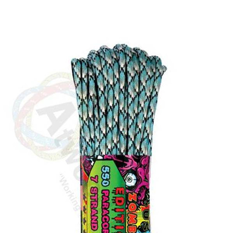 Atwood Rope MFG 550 Paracord 100ft - Antidote