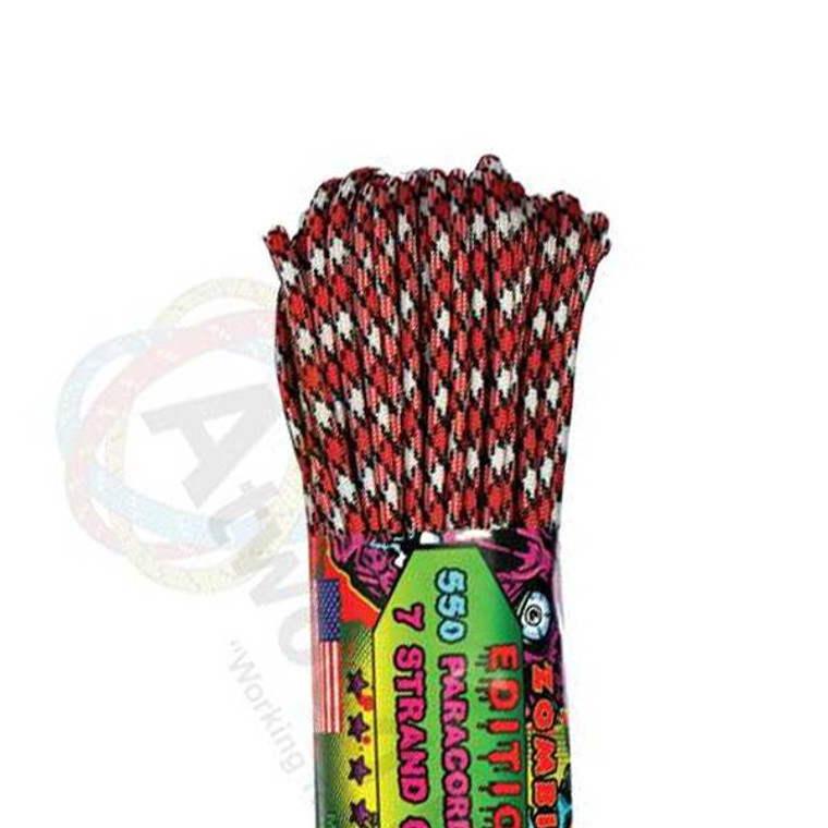 Atwood Rope MFG 550 Paracord 100ft - Bite