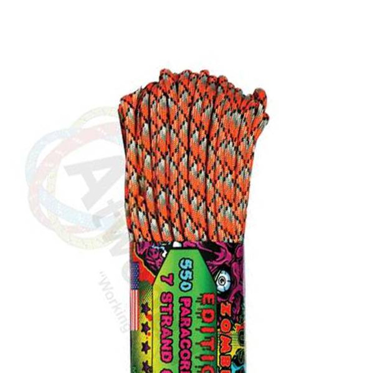Atwood Rope MFG 550 Paracord 100ft - Corrosion
