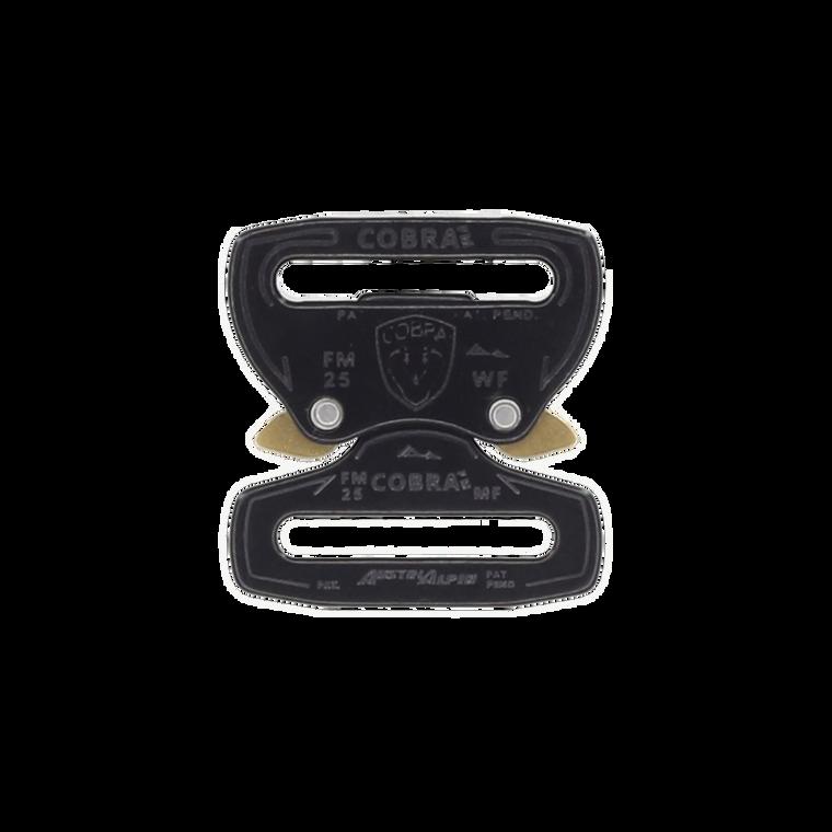 """Ferro Concepts 1"""" Mini Cobra Buckle"""