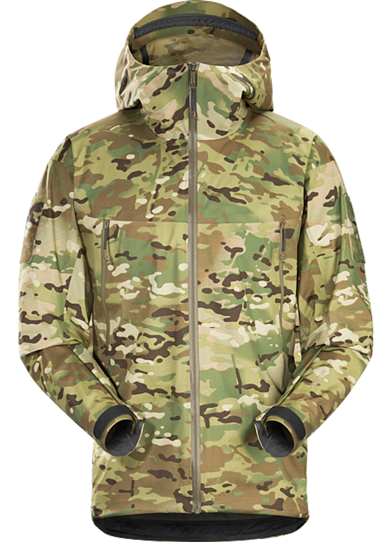 Arc'teryx LEAF Alpha Jacket LT Men's - MultiCam (Gen2)