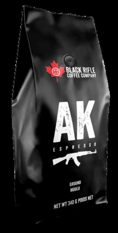 Black Rifle Coffee Company AK-47 Espresso Blend Coffee   340g