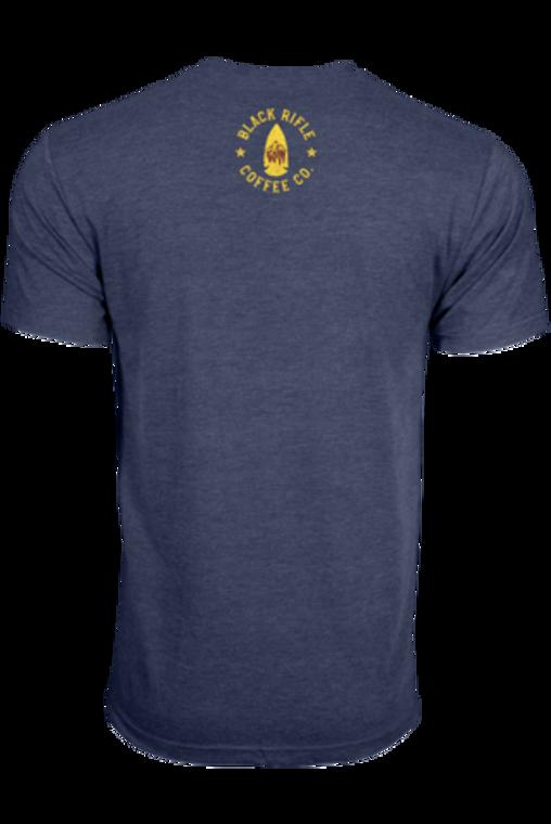 Black Rifle Coffee Company Arrowhead T-Shirt - Vintage Navy