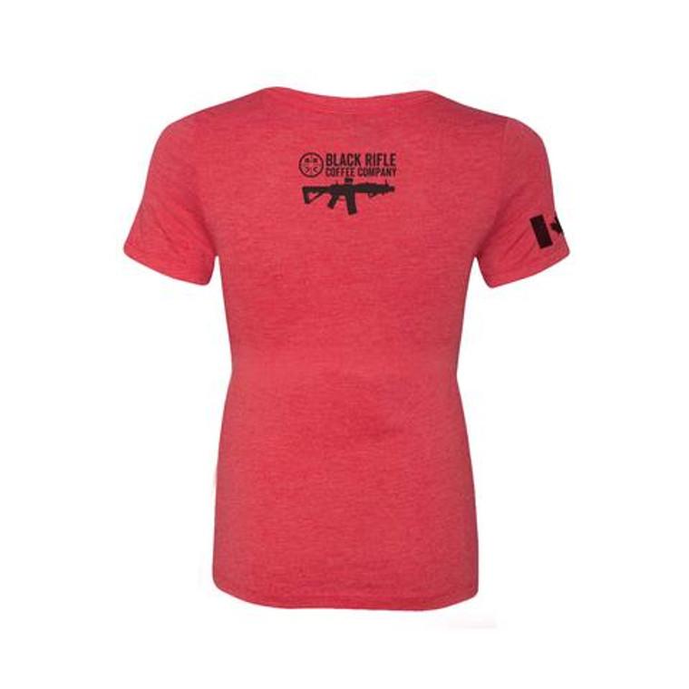 Black Rifle Coffee Company Vintage Logo Women's T-Shirt