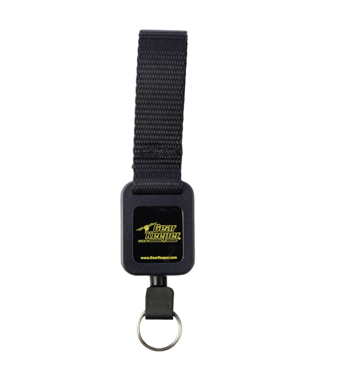 Gear Keeper Mini Handcuff Key Retractor - Nylon Strap