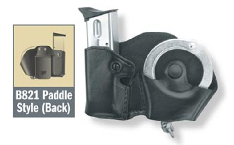 Gould & Goodrich Cuff Case/Mag Case Combo - Paddle