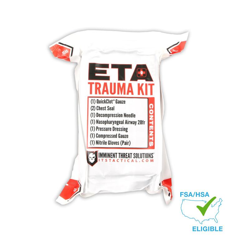 Imminent Threat Solutions ETA Trauma Kit