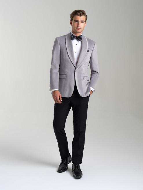 AM154 - Platinum Men's Slim Coat