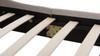 Lexy Modern Platform Bed, Queen, Taupe