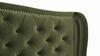 Marcella Upholstered Bed, King, Olive Green