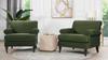 Alana Lawson Chair, Olive Green