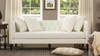 Stanbury Tuxedo Sofa, Antique White