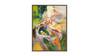 Koi 1 50x38 Framed Abstract Koi Fish Giclee Art Print