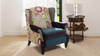 Anya Arm Chair, Floral