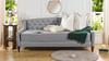 Lucy Sofa Bed, Light Grey