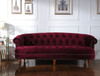 "La Rosa 84"" Chesterfield Sofa"