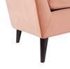"Lia 81.5"" Mid-Century Modern Sofa"