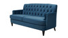 "Kelly 75"" Hand Tufted Sofa"