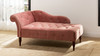 Samuel Tufted Chaise Lounge, Right Arm Facing
