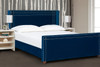 Elle Wingback Upholstered Bed