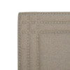 Shea Upholstered Headboard, Taupe (King Size)