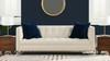 Jackson Tuxedo Sofa, Sky Neutral