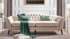 Ramsey Camelback Sofa, Sky Neutral